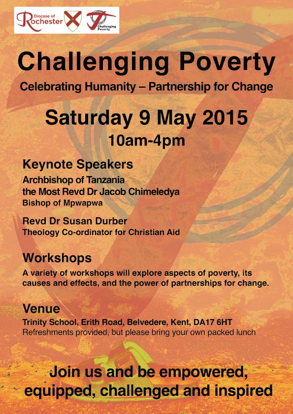 challenging poverty flyer
