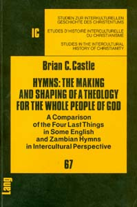 Book Hymns Making & Shaping of Theology