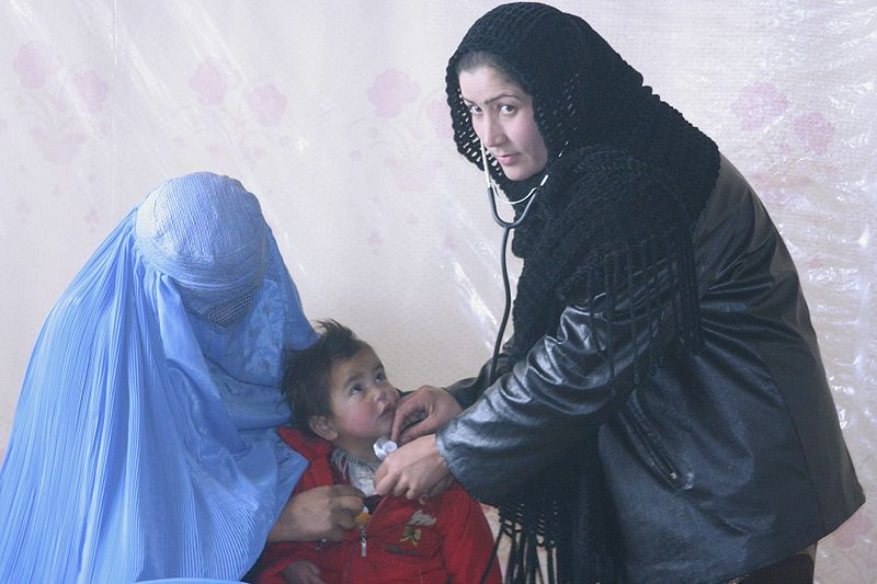 Afghanistan and the Blessed Virgin Mary 150821 Image 1